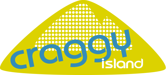 Wag Design - Branding and Design Agency - Craggy Island Logo