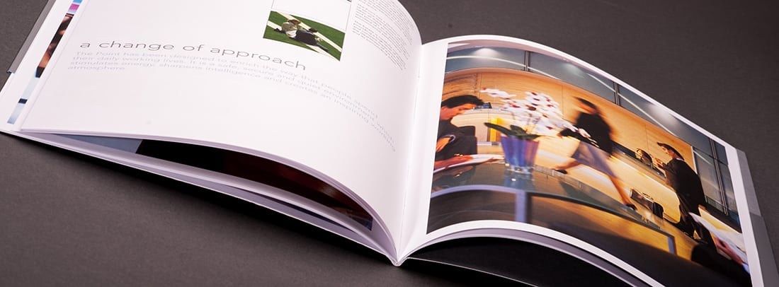 wag design - The point paddington - brochure