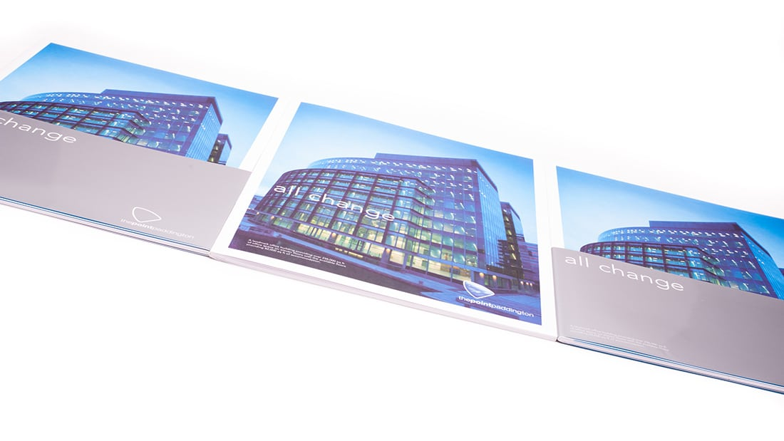 wag design - The point paddington - case study - brochure