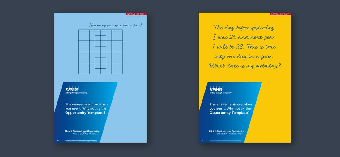 wag design - brand communication - slider - kpmg