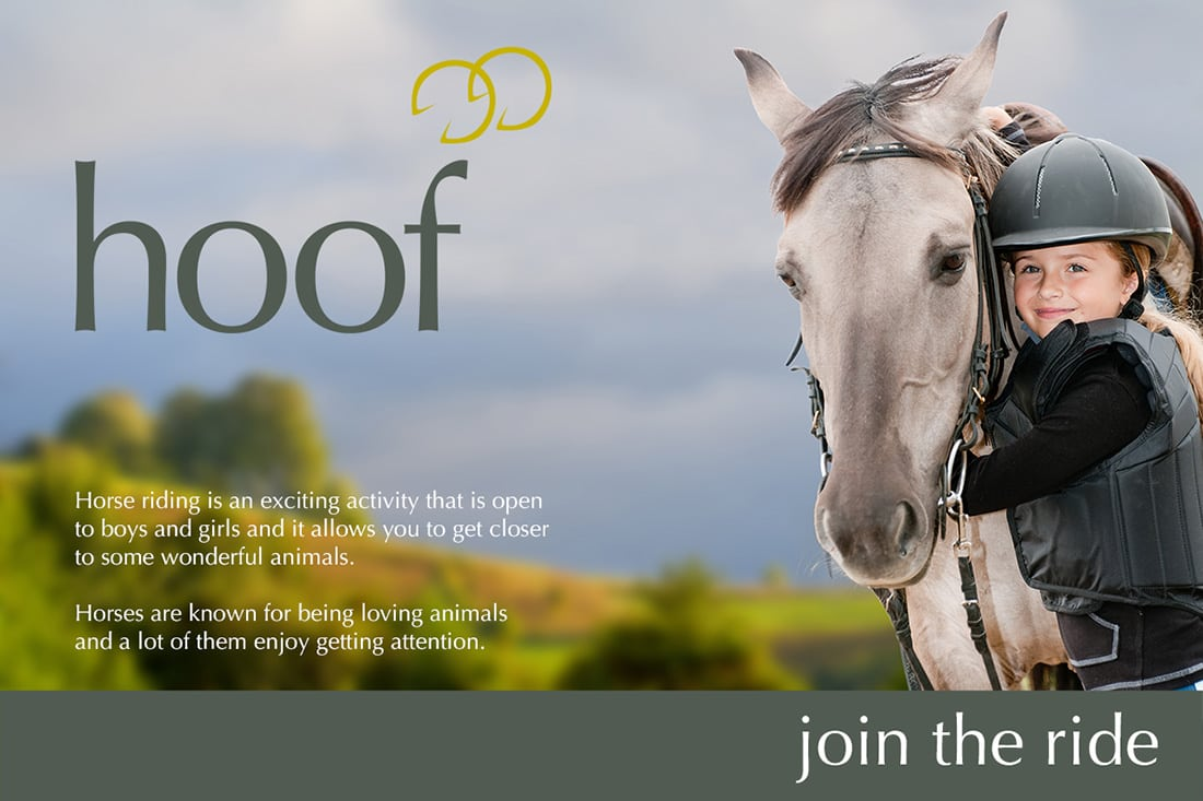 Wag Design - Case Study - British Equestrian Federation - Hoof